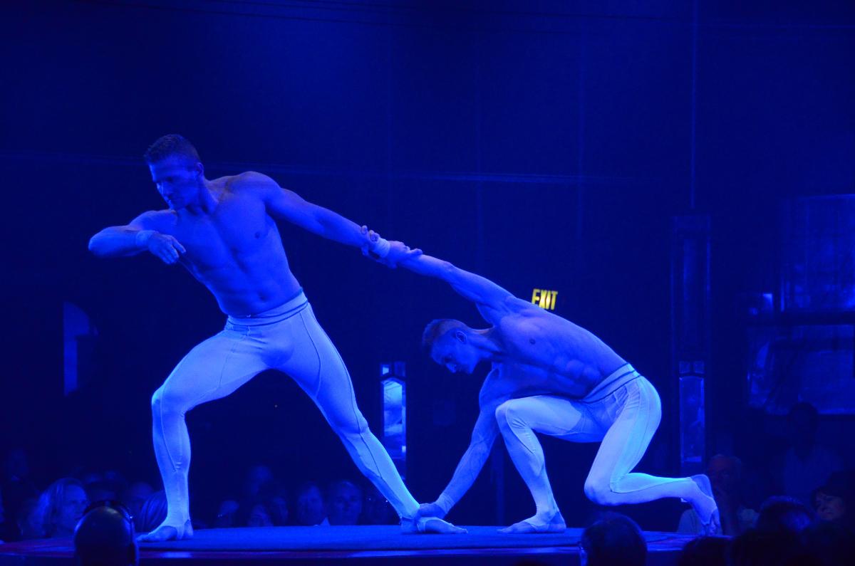 Absinthe Show, Las Vegas