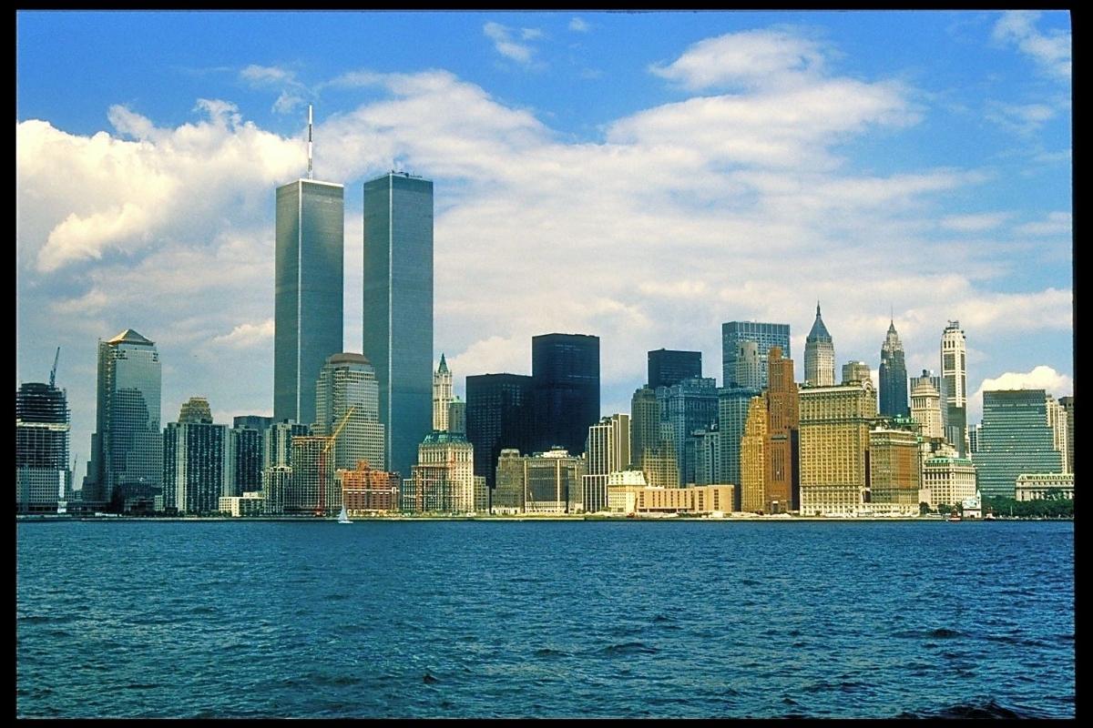 World Trade Center-1980's