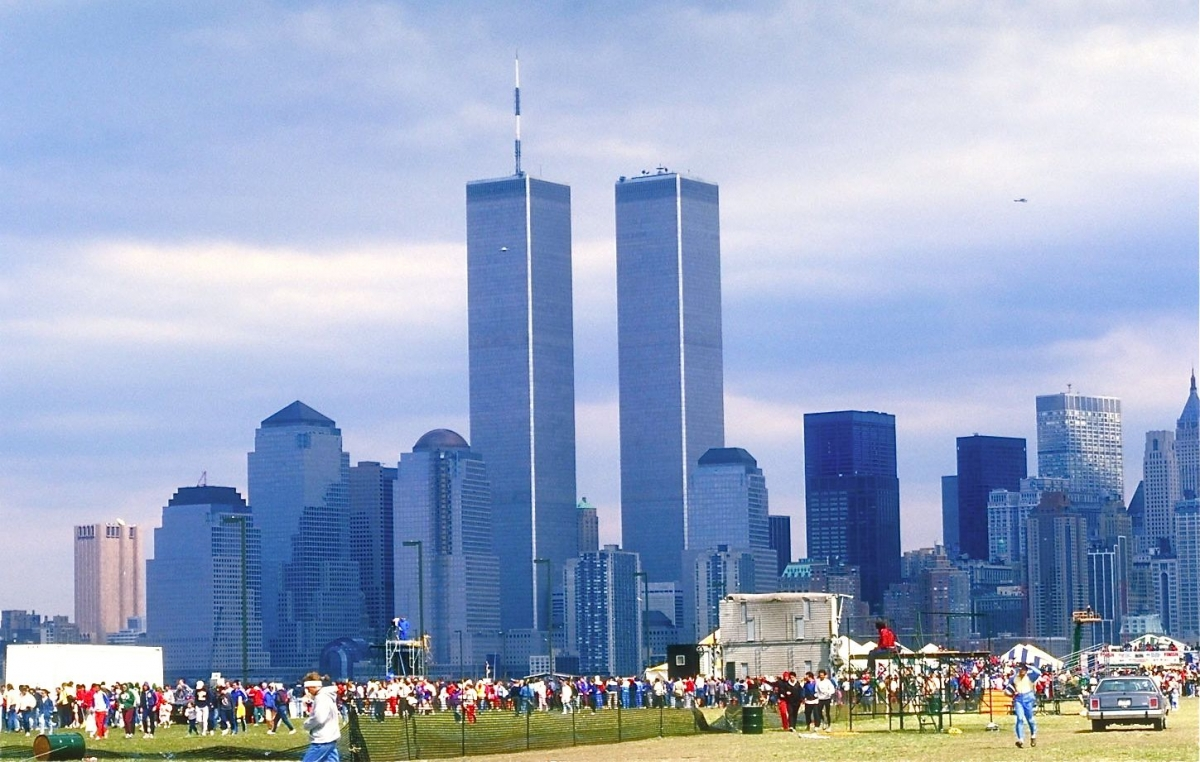 World Trade Center-1980's