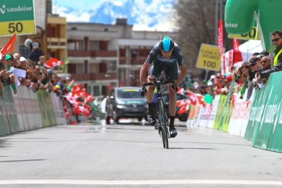 Stage 5 - time trial - (c) Daniel Mitchell
