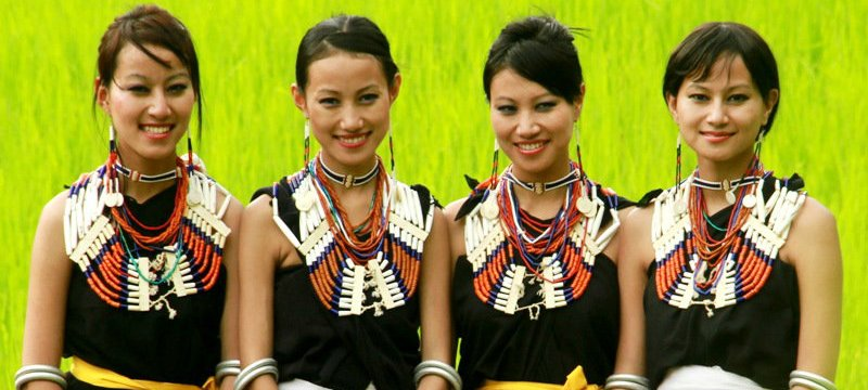 Tetseo Sisters - Nagaland, India