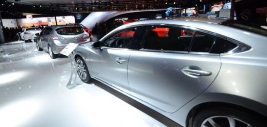 Auto Show 2013 - Mazda