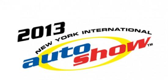 NY Auto Show Logo