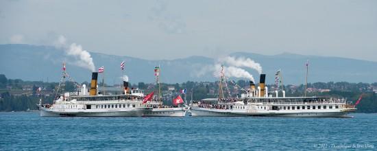 Parade Navale 2012