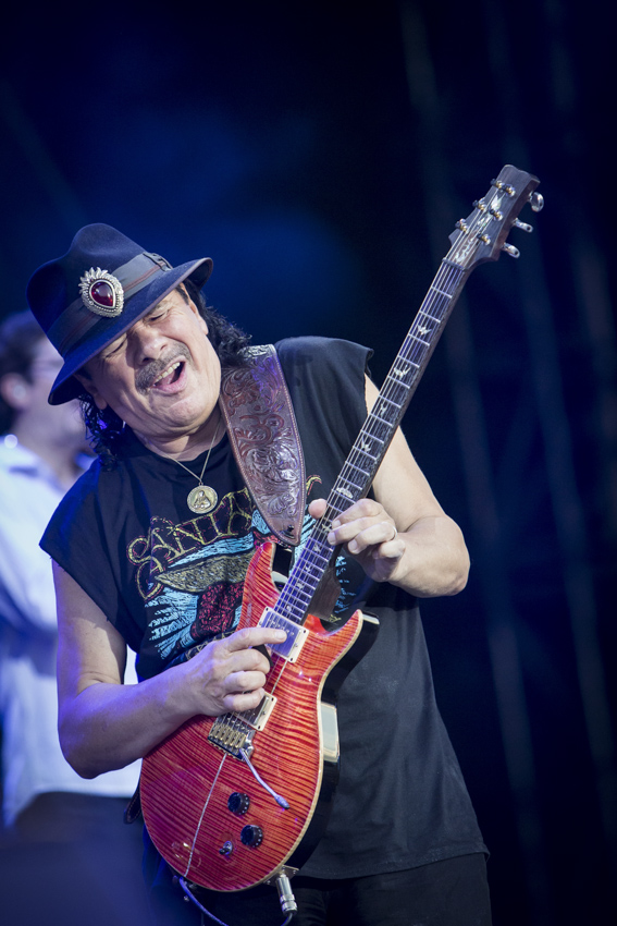 Santana / paleo festival 2013