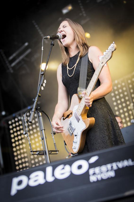 Sophie Hunger / paleo festival 2013