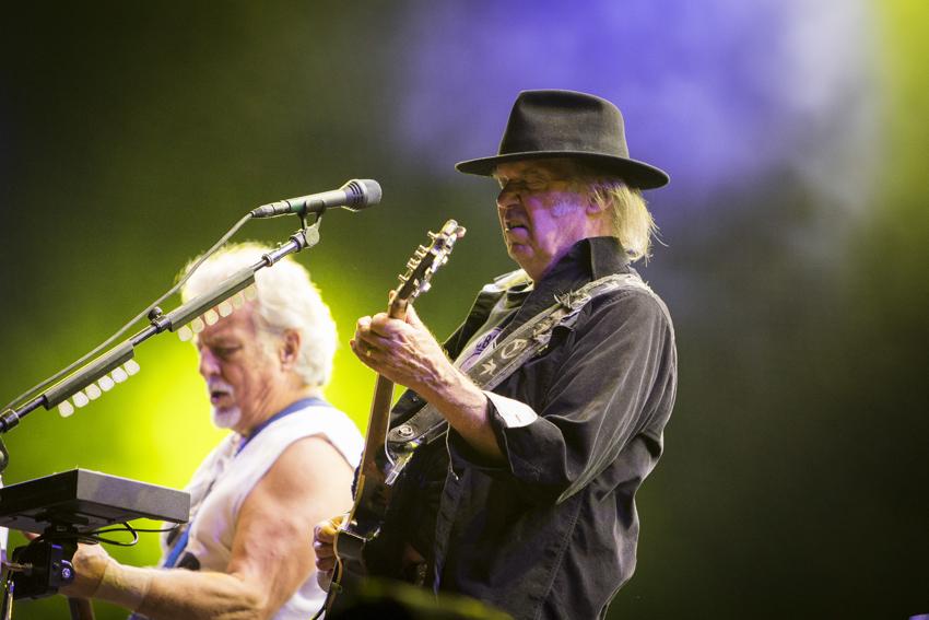 Neil Young / paleo festival 2013