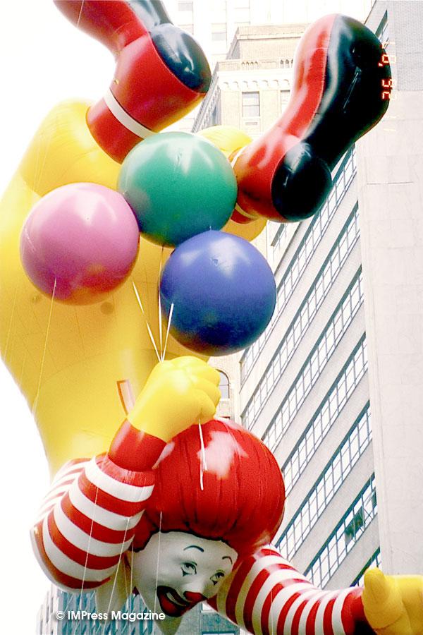 Ronald McDonald 1987