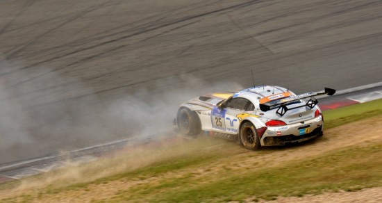 BMW Z4 Sports Trophy Team Marc VDS