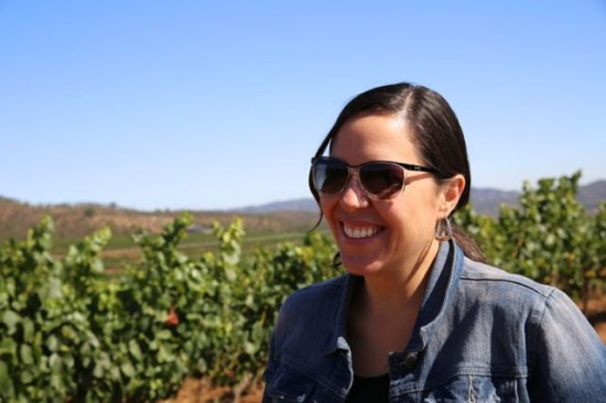 """"""" Being a MOVI member has given us the opportunities to show our wines to the world and to get to important people in the wine business and magazines. It would be very difficult for a small Chilean producer to get the attention of a Wine Spectator or Robert Parker."""" - Constanza Schwaderer, MOVI co-founder, winemaker, co-owner Garcia + Schwaderer Co."""