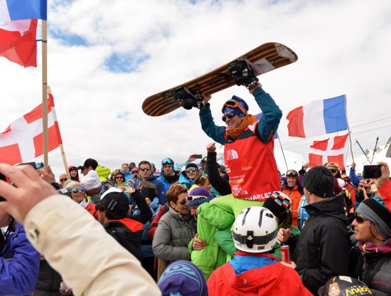 Jonathan Charlet champion du monde