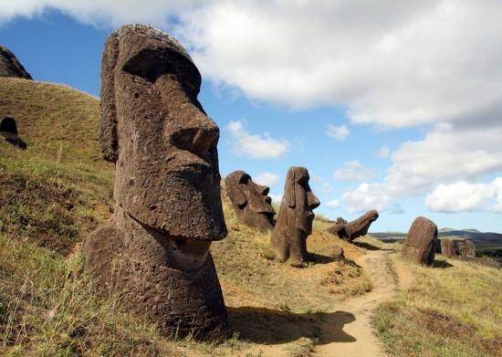 Easter Island Muai