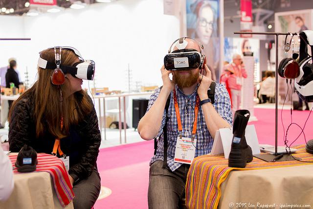 Tom's Virtual Reality Demo