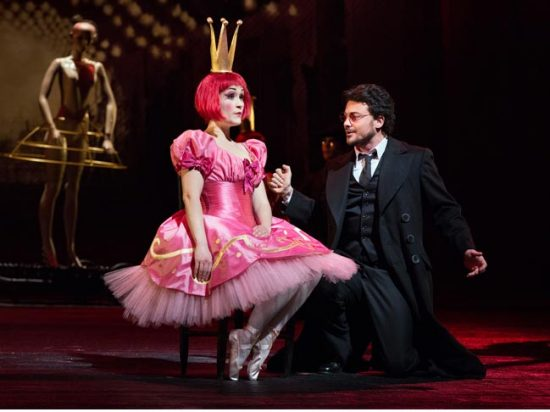 Erin Morley in 'Les Contes d'Hoffman' - MET Opera 2017-18 Season
