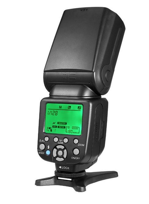 Triopo Speedlight TR 586EX
