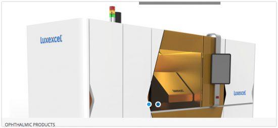 Luxexcel 3D Printer
