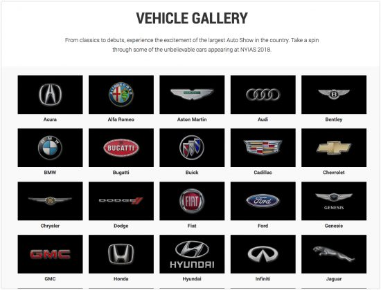 Vehicle Gallery