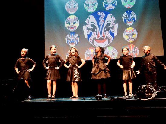 EAAPAC American Bilingual Choir Performing