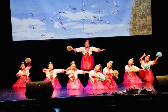 EAAPAC Korean Folk Dancers