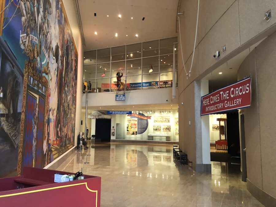 Ringling Museum Entrance