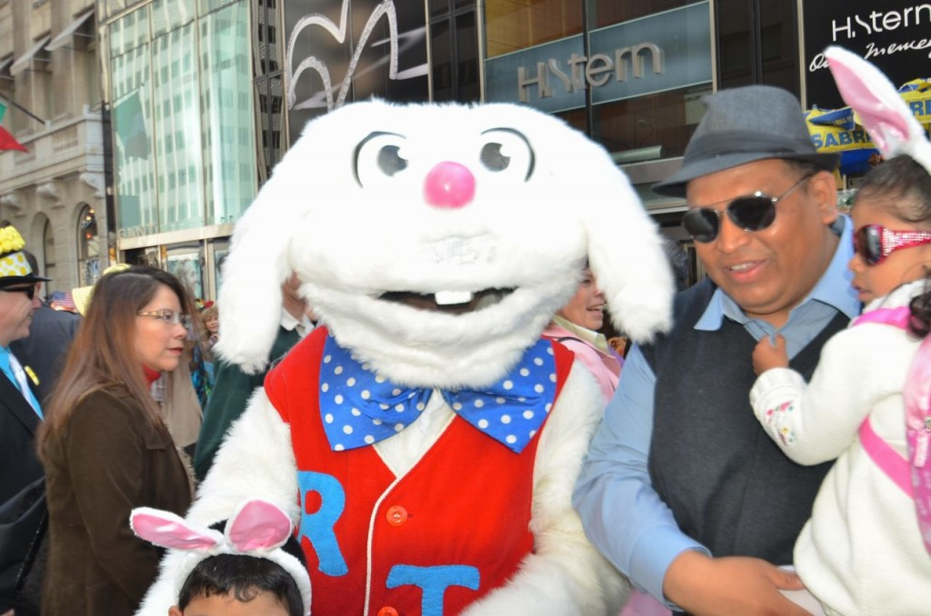 NYC Easter Parade - © IMPress Magazine - Len Rapoport