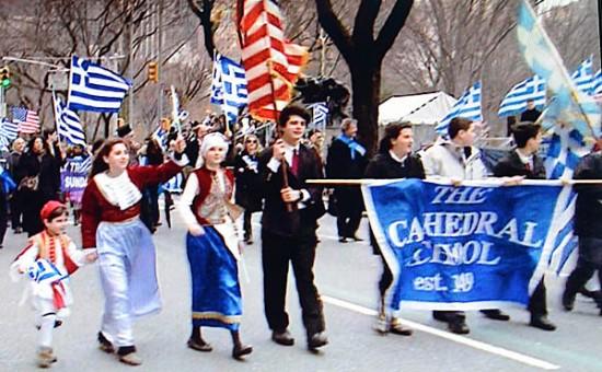 Greek Parade 2014 - 03