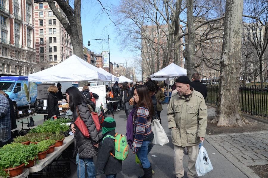 Uptown Green Market